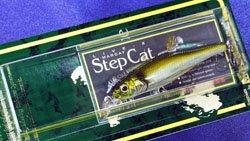 メガバス (Megabass)<br>MARGAY STEPCAT (マーゲイ ステップキャット)<br>GG オイカワ