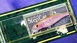 メガバス (Megabass)<br>MARGAY STEPCAT (マーゲイ ステップキャット)<br>GP サクラ