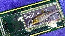 メガバス (Megabass)<br>MARGAY STEPCAT (マーゲイ ステップキャット)<br>キラーカワグチ