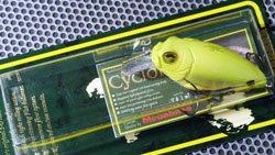 SR-X CYCLONE ファインチャート(B)