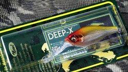 DEEP-X100 (2011 新色) M ウエスタンクラウン