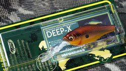 DEEP-X100 (2011 新色) コモリンコパーシャッド