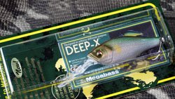 DEEP-X100 (2011 新色) セクシーアユ