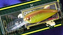DEEP-X300 (2011 新色) ウエスタンチャート