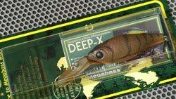 DEEP-X100 マットクロー