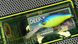 DEEP-X100 ブルーバックマットチャート
