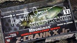 Z-CRANK X Jr.Ti AM-LTD AMLクリスタルシャッド