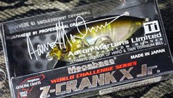 Z-CRANK X Jr.Ti AM-LTD AMLテネシー
