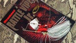 OROCHI BUZZ RATTLE VIPER Jr. ホワイトパイソン