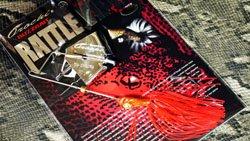 OROCHI BUZZ RATTLE VIPER 赤マムシ