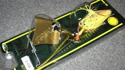 V-4 BUZZ ハチロー METAL PLUS