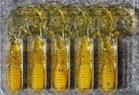 礁楽ROCKY FRY 1.5inch CURLY-TAIL シュリンプ