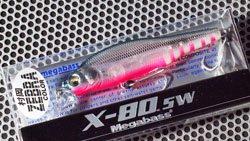 X-80SW (村岡・カラー) HT ゼブラテール