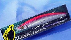 ZONK120 GG ザブトンレッド