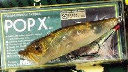 POP-X (BACK TO THE GARAGE) GP ファントム
