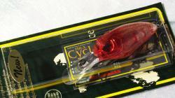 MR-X CYCLONE GLXS ファイヤークロー