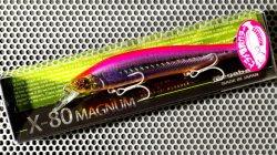 X-80 MAGNUM (ヒラメ・カラー) GG ムラピン OB