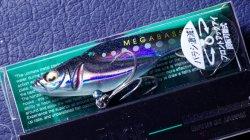 Megabass (メガバス) METAL EDGE (メタルエッジ) 27g G 闇酔イワシ