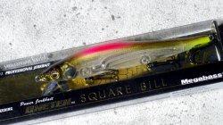 メガバス (Megabass)<br>VISION 110 SQUARE BILL (ビジョン ワンテン スクエアービル)<br>シグナルインパクト 2