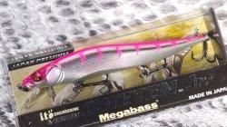 Megabass(メガバス) 中央漁具限定 (SP-C) ONETEN Jr. (ワンテンジュニア) コスミック桜