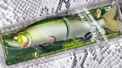 メガバス (Megabass)<br>I-SLIDE 185 (アイスライド185)<br>アユ