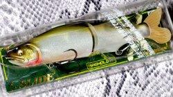 メガバス (Megabass)<br>I-SLIDE 185 (アイスライド185)<br>シルバーサーモン
