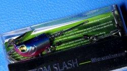 Megabass (メガバス) BOTTOM SLASH (ボトムスラッシュ) 30g ブルーピンク
