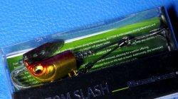 Megabass (メガバス) BOTTOM SLASH (ボトムスラッシュ) 30g アカキン