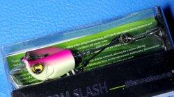 Megabass (メガバス) BOTTOM SLASH (ボトムスラッシュ) 30g グローピンク