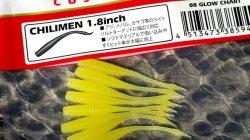 メガバス (Megabass) チリメン (CHILIMEN) 1.8inch グローチャート