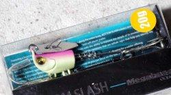 メガバス (Megabass)<br>BOTTOM SLASH (ボトムスラッシュ) 20g<br>グローピンク