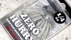 メガバス (Megabass)<br>ZERO HURRY(ゼロハリ)<br>ダッピエビ