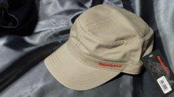 メガバス (Megabass)<br>WORK CAP  (ワークキャップ)<br>カーキ