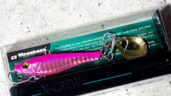 <img class='new_mark_img1' src='//img.shop-pro.jp/img/new/icons13.gif' style='border:none;display:inline;margin:0px;padding:0px;width:auto;' />メガバス (Megabass)<br>X-CREW (エックスクルー) 40g<br>G オールピンク