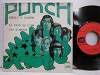 <b>Punch / Idylle a London - Le Pays Ou L'on Vit D'amour</b>