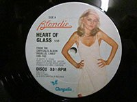 <b>Blondie / Heart of Glass - inst</b>