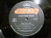 <b>Con Funk Shun / Electric Lady - inst</b>
