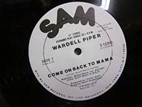 <b>Wardell Piper / Come on Back to Mama - inst</b>