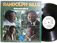 <b>Randolph Sills / Determination</b>