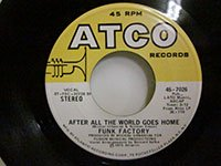 <b>Funk Factory / After All the Wolrd Goes Home - Horsing Around</b>