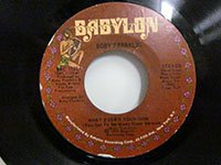 <b>Boby Franklin / What Ever's Your Sign - long version</b>
