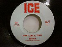 <b>Equals / Funky Like A Train - If You Didn't Miss Me</b>