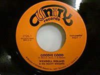 <b>Wendell Holmes / Goodie Good - part 2</b>