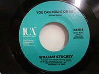 <b>William Stuckey / Disco Fly - You Can Count On Me</b>