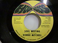 <b>Ronnie Mitchell / Soul Meeting - Nobody Know</b>
