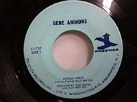 <b>Gene Ammons / Jungle Strut - Madame Queen</b>