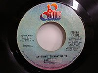 <b>Barry White / I'll Do For You Anything You Want - Anything You Want Me</b>
