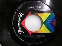 <b>Young Holt Unlimted / Soulful Strut - Country Slicker Joe</b>