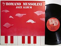 <b>Romano Mussolini / Jazz Album Bblp8234</b>