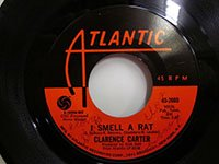 <b>Clarence Carter / Doin' Our Thing - I Smell A Rat</b>